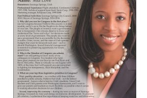 Ripon Profile of Mia Love