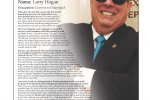 Ripon Profile of Larry Hogan