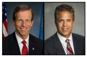 Thune & Bishop online photo