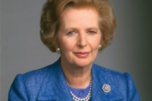 THE IRON LADY IN 2016