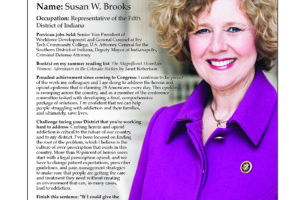 Ripon Profile of Susan W. Brooks