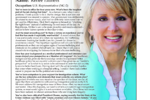 Ripon Profile of Renee Ellmers