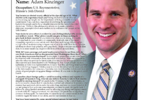 Ripon Profile of Adam Kinzinger