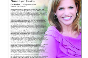 Ripon Profile of Lynn Jenkins