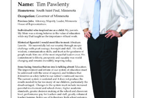 Ripon Profile of Tim Pawlenty