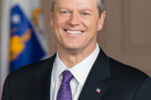 Baker's Push for Clean Energy