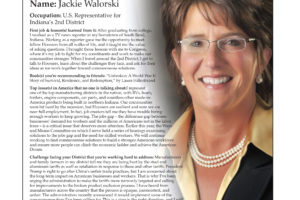 Ripon Profile of Jackie Walorski