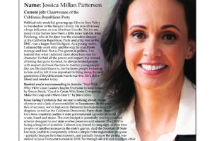 Ripon Profile of Jessica Millan Patterson