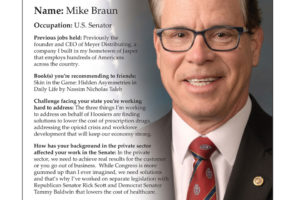 Ripon Profile of Mike Braun