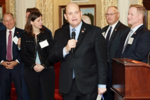 Ripon Society & Franklin Center Hold Reception with Problem Solvers Caucus