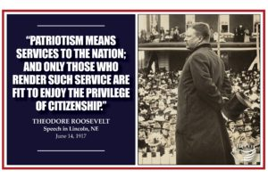 Wisdom from our 26th President – September 1, 2020