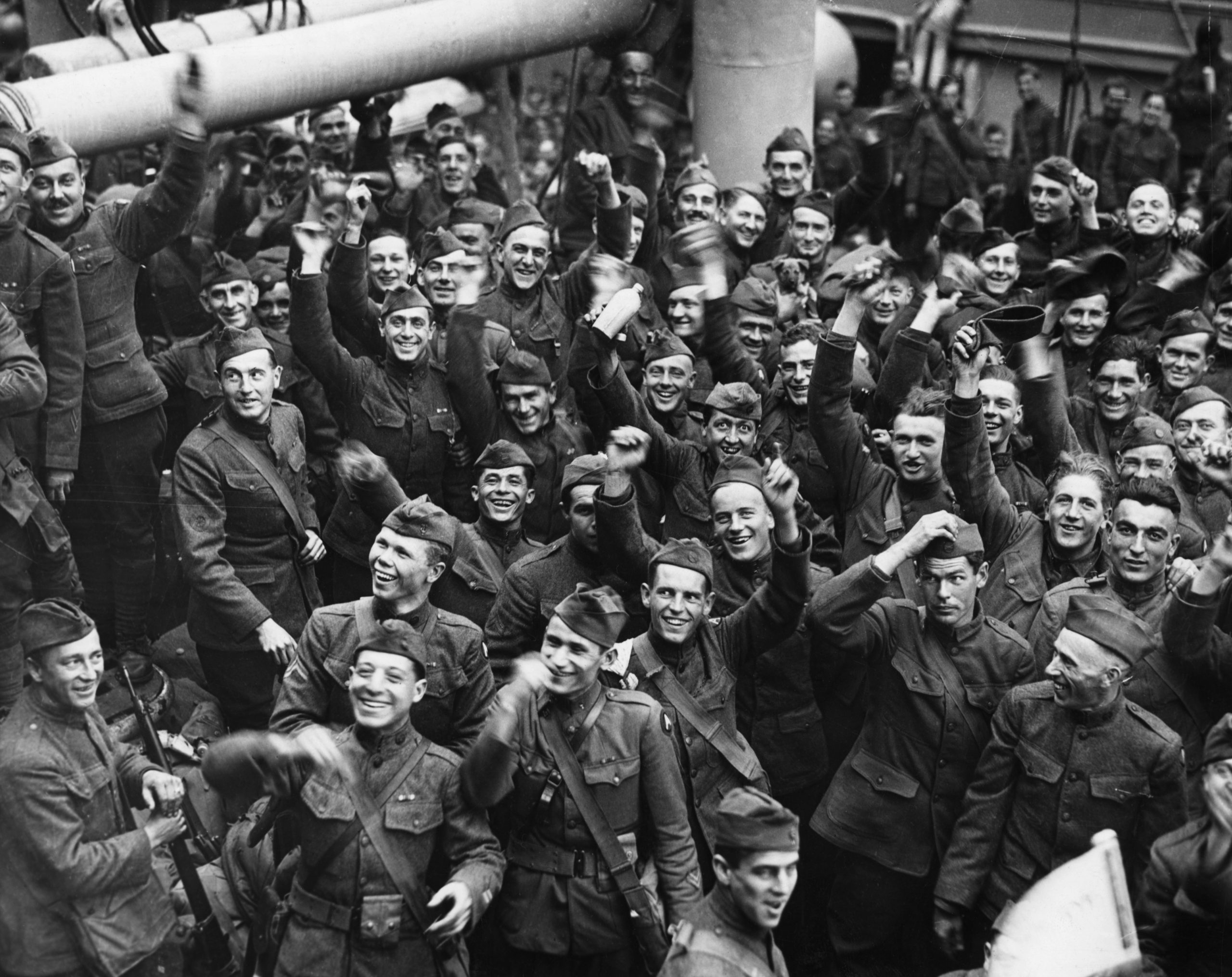 From Armistice Day to Veterans Day: How History Has Led us to Honor All Heroes of Our Nation