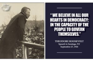 Wisdom from our 26th President – November 10, 2020